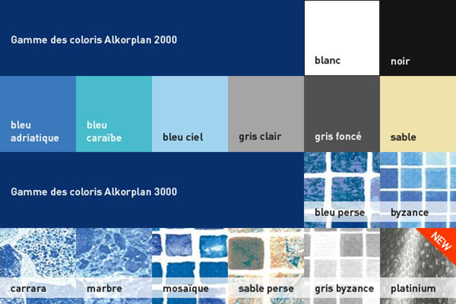 Alkorplan 2000 et 3000